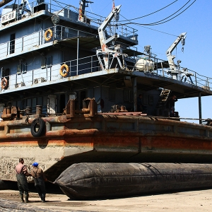 鲅鱼圈船舶修造